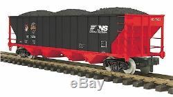 70-75052 Mth Calibre Ns One (premiers Répondants) 4-bay Hopper Car (# 76653)