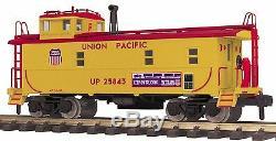70-77035 Mth One Gauge Caboose En Acier Excentré Union Pacific (# 25843)