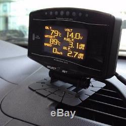 Advance DD Kit 10 Dans 1 Boost Huile Eau Temp Jauge De Pression De Carburant Compteur Egt Dernières