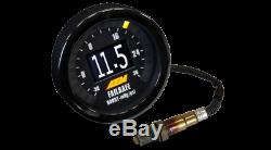Aem 30-4900 Numérique Wideband Uego Air / Carburant Boost Gauge Failsafe All-in-one