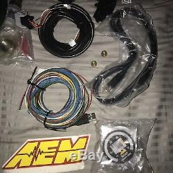 Aem Numérique Wideband Uego Fail Safe Air / Fuel & Boost Vacuomètre All In One