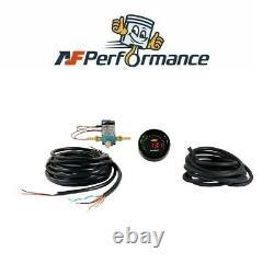 Aem X-series Boost Controller Display Gauge 80 Psi Map Capteur #30-0352 (30-4350)