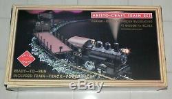Aristo-craft 28020 U. S. Armée À Grande Échelle Une Jauge 1/29 Train Nouveau