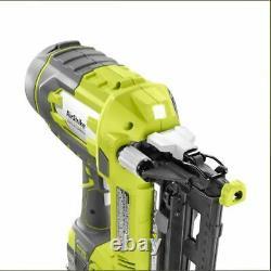 Bnib Ryobi R18n16g-0 18v One+ 16 Gauge Nailer / Nail Gun Body Seulement
