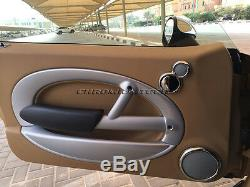 Chrome Intérieur Dial Kit Pour 2001-2006 Bmw Mini Cooper / S / One R50 R52 R53 25pc