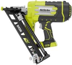 Cloueur D'angle Sans Fil Air Nail Gun Finish Version 18 Ryt One-golge, Calibre 15
