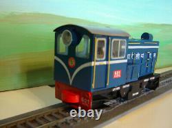 Dhr Ndm6 Locomotive Diesel 7mm/143 Échelle O Narrow Gauge, Un De Travail Aimable