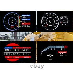Do916 Obdii Voiture Dash Speed Meter RPM Température De L'eau Tension Affichage Numérique