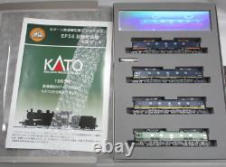 Ef58 Kato 10-260 Jauge N Échelle Ef-58 Jubiläumsset 4 Locos En Un Seul Ensemble