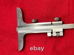 Etalon Profondeur Gage 0-16 Dernier En Stock Vintage Design