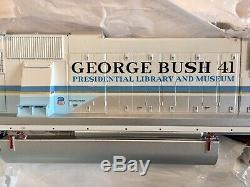 États-unis: Trains À Grande Échelle - Bush 4141 Sd70go / Accucraft - Aster Aristocraft One Gauge 1