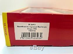 Hornby 00 Jauge R2693 Classe 156 2 Voiture Dmu One Northwest Nouvelle Coffret