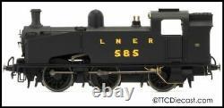 Hornby R3405 Lner 0-6-0t'585' Classe J50, Oo Gauge Last One