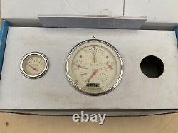 Instruments Classiques Gauge Tout-en-un Et Jauge De Carburant