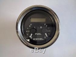 Jauge De Carburant / Compteur D'heures Oem Hustler 606068 Pour Super Z, X-one, Super 104