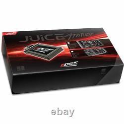 Jus D'edge Avec Attitude Cts2 & Dash Pod Pour 1998.5-2000 Dodge Ram 5.9l Cummins