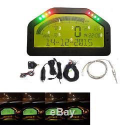 Kit Capteur Bluetooth Pour Écran De Tableau De Bord Stockcar LCD