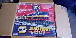 Le Dernier! New Lionel Napa Auto Parts O Gauge Train Set Ready To Run 6-30083