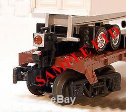 Lionel Jb Hunt Wagons Plats Avec Remorques Un Avec Train Etd 6-36026 Nib Alt