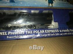 Lionel Polar Express Set Nos C'est Le # 6-31960 Cw-80 Transformateur O-gauge