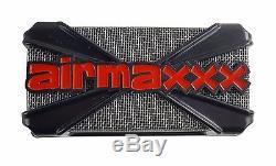 Manchon De Fil De La Tubulure De La Vanne Pneumatique X4, Manomètres Numériques Chromés, Panneau Et 4 Commutateurs