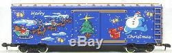 Märklin Maxi One Gauge Joyeux Noël Us Boxcar, Nouvelle De Set # 54415, 2003