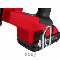 Milwaukee M18 Fuel 18 Gauge Brad Nailer Kit One Batterie, Modèle 2746-21ct