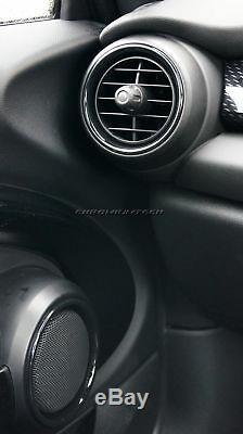Mini Cooper / S / One F55 F56 F57 Noir Intérieur Anneaux Pour Les Modèles XL Witho Navigation