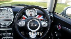 Mini Cooper / S / One Union Jack Tableau De Bord Panneau De Garniture Couverture R55 R56 R57 R58 R59 Lhd