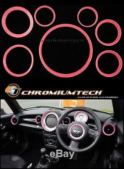 Mk2 Mini Cooper / S / One / Jcw R55 R56 R57 R57 R58 R59 Rose Kit Anello Intérieur