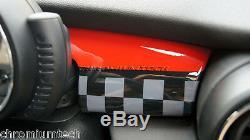 Mk3 Mini Cooper / S / Un F55 F56 F57 Jcw Style Tableau De Bord Panneau De Couverture Pour Les Modèles Rhd