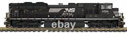 Mth 70-2137-1 Norfolk Southern Une Jauge Sd70m-2