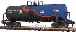 Mth 70-73055, Wagon-citerne Unibody Uni-jauge De Voie G Railking One