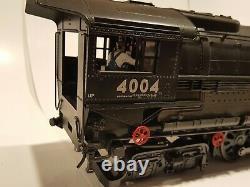 Mth One Gauge/g Scale Union Pacific Big Boy #4004 Like Nib
