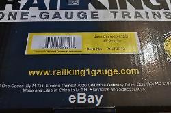 Mth Rail King À La Fourgonnette John Deere De Calibre 40 '# 5720