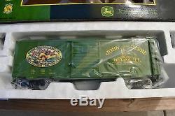 Mth Rail King À La Fourgonnette John Deere De Calibre 40 'n ° 5718