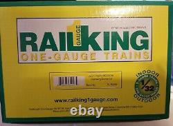 Mth Railking 70-79009 One Gauge Operating Dump Car Union Pacific No. 908028 Nib