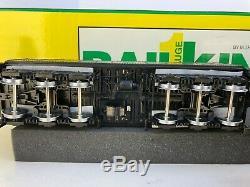 Mth Railking Jauge D'échelle 132 G De La Machine À Vapeur Hudson Centrale Au Centre De New York
