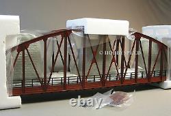 Mth Sonneries Vo 1 Acier Track Arch Seul Pont Rusted O Rouille Du Train À Voie 40-1103