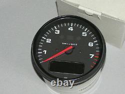 Neu Porsche 911 964 993 Carrera Drehzahlmesser 99364131101 Rev Couter Nouveau