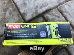 Nouveau Pince A Clignotant Sans Fil Jauge Ryobi One + 18v Volts Air Strike P318