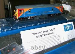 Nouvelle Vente D'un Jour Dapol Classe 73 Trains Du Sud-ouest Oo Jauge 4d-006-012 Dernier
