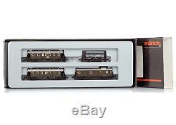 One Marklin 87508 Z Gauge Drg Wagon-citerne Non Facturé