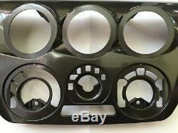 Panneau De Jauge 52mm Gruppe-s Pour Mitsubishi Usdm Evo 8 9 Lhd Bnib Original