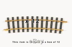 Piko 35215, Piste De Courbe R5 R = 1240mm, 12 Morceaux De G Échelle / Une Voie De Jauge