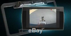 Produits Bord Arrière Caméra Avec Plaque D'immatriculation Mont Insight Cts3 Moniteur