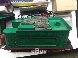 Prototype Américain (vintage) (kalamazoo Train Works) Calibre One Toy Train