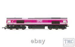R3923 Hornby Oo Gauge Ocean Network Express Classe 66 Co-co 66587'as One We Can