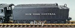 Railking One Gauge 4-6-4 J-3a Hudson Steam Engine New York Central #5405