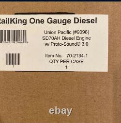 Railking Une Jauge Union Pacific Sd70